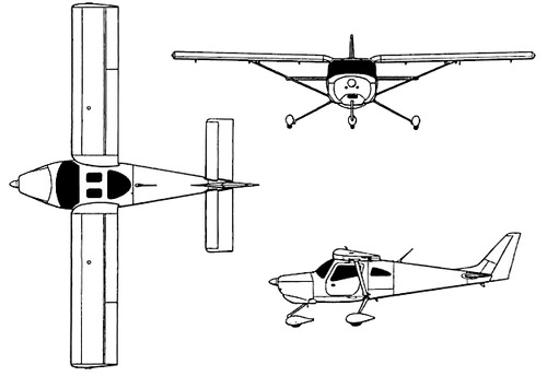 Cessna 158 LSA