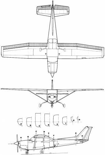 Cessna 172 RG Cutlass