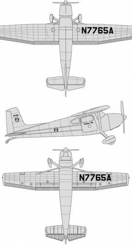 Cessna 180 SSP