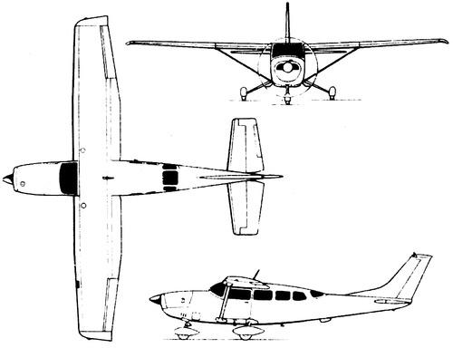 Cessna 206 Stationair 8