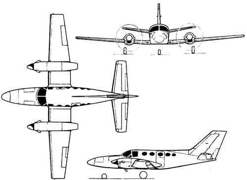 Cessna 425 Corsair