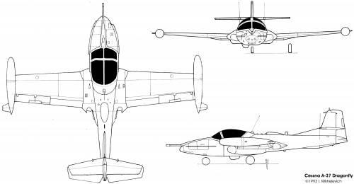 Cessna A-37