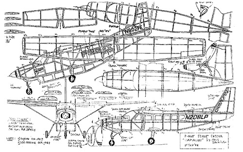 Cessna Caravan C208