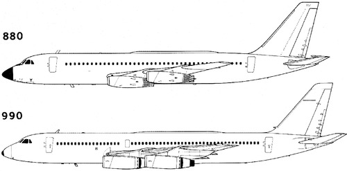 Convair 880-990