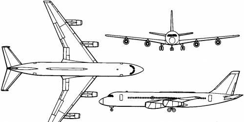 Convair 880 (USA) (1959)