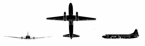 Convair C-131 Samaritan