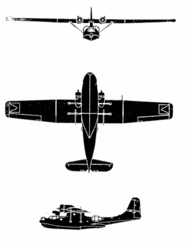 Convair PBY-6A Catalina
