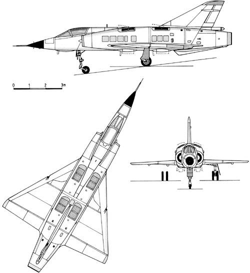 Dassault Balzac V (1965)
