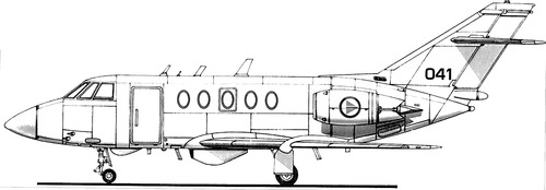 Dassault DA-20 Falcon