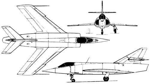 Dassault Etendard III