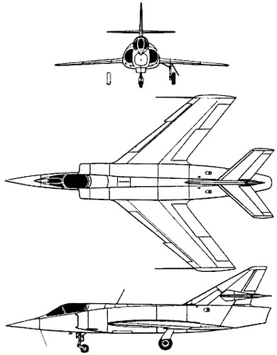 Dassault Etendard VI