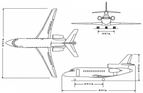 Dassault Falcon 900DX