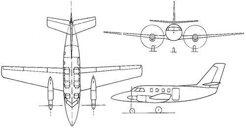 Dassault MD420