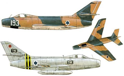 Dassault MD454 Mystere IV