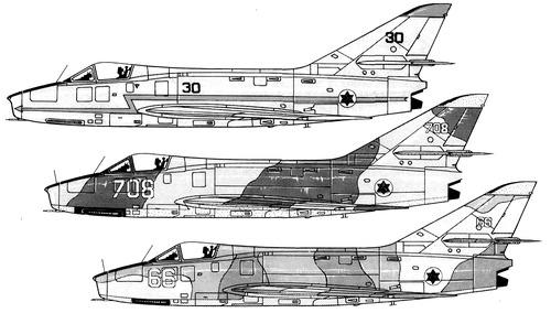Dassault MD460 Super Mystere B2