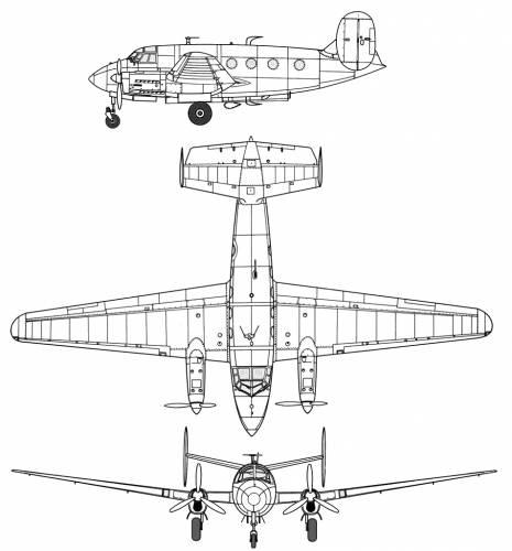 Dassault MD 312 Flamant