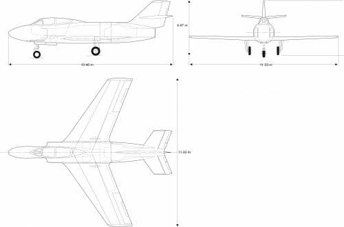 Dassault MD 453