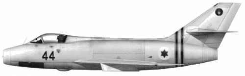 Dassault MD 454 Mystere IV