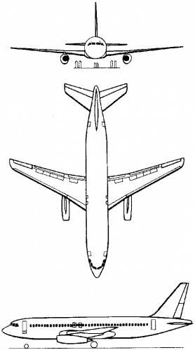 Dassault Mercure (France) (1971)