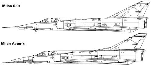Dassault Milan