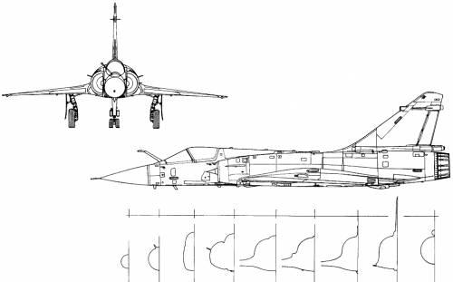 Dassault Mirage 2000 C