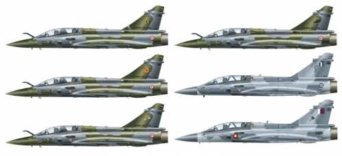 Dassault Mirage 2000D