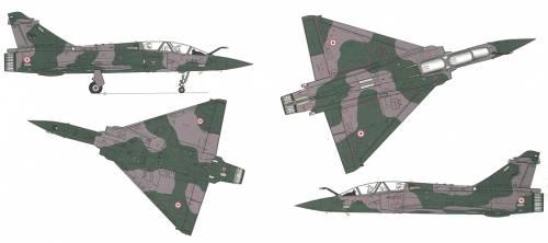 Dassault Mirage 2000D Kandahar