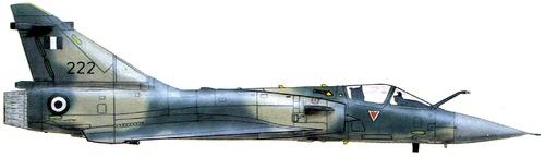 Dassault Mirage 2000EG