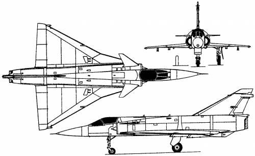 Dassault Mirage 3 NG (France) (1982)