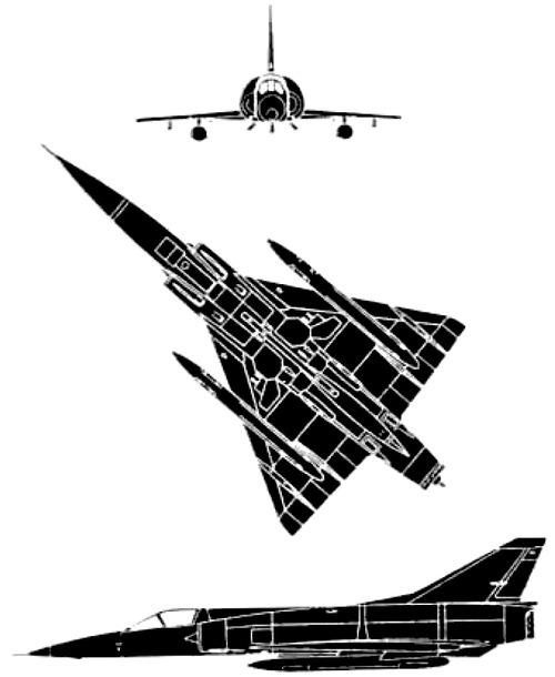 Dassault Mirage 5