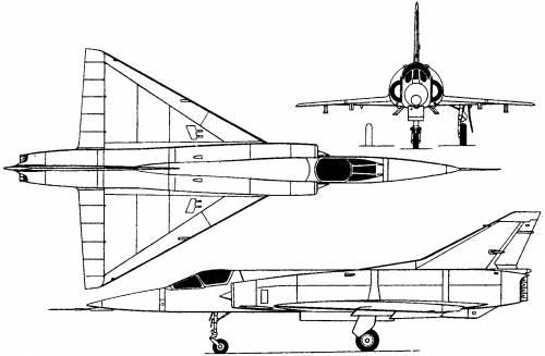 Dassault Mirage 5 (France) (1967)