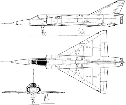 Dassault Mirage 5B