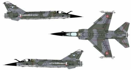 Dassault Mirage F1 CR
