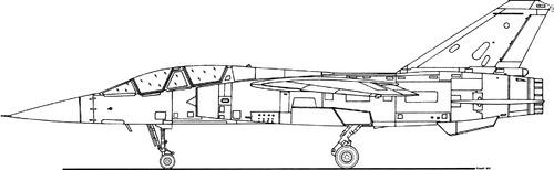 Dassault Mirage F1B