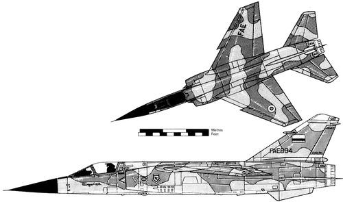 Dassault Mirage F1JA