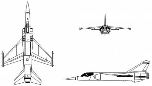 Dassault Mirage F-1