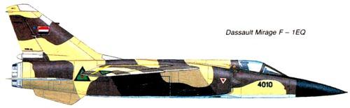Dassault Mirage F-1 EQ