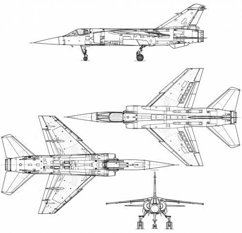 Dassault Mirage F-1C