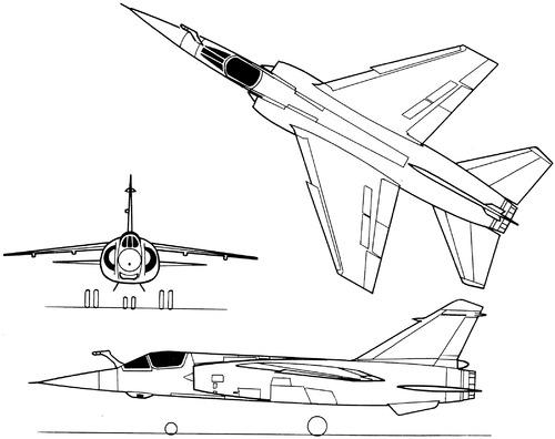 Dassault Mirage F.1CR