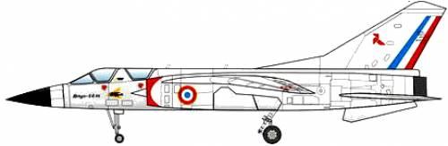 Dassault Mirage G8-01