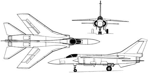 Dassault Mirage G8A