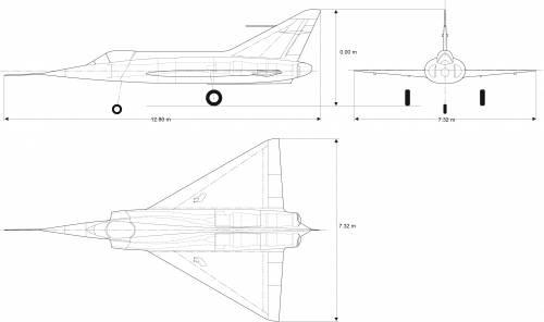 Dassault Mirage I