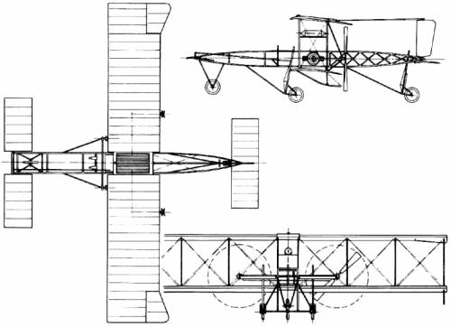 de Havilland Biplane 1 (England) (1909)