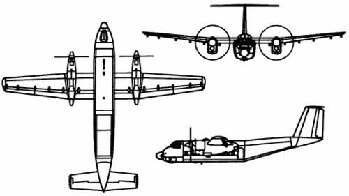 de Havilland Canada Buffalo C-8A