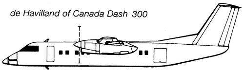 de Havilland Canada Dash 300