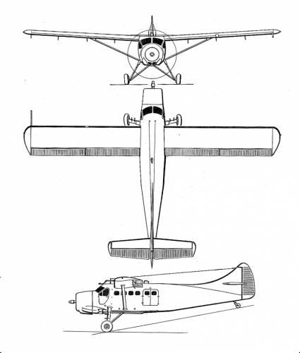 de Havilland Canada DHC3 Otter