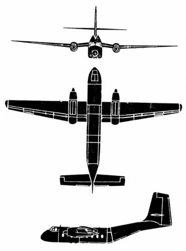 de Havilland Canada DHC4 Caribou