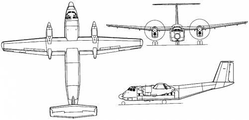 de Havilland Canada DHC5 Buffalo (Canada) (1964)