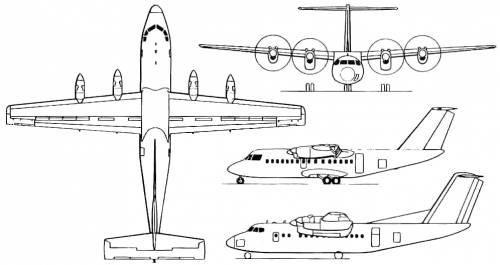 de Havilland Canada DHC7