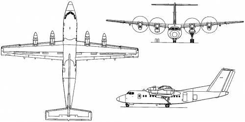de Havilland Canada DHC7 (Canada) (1975)